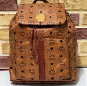 Mcm vintage authentic backpack